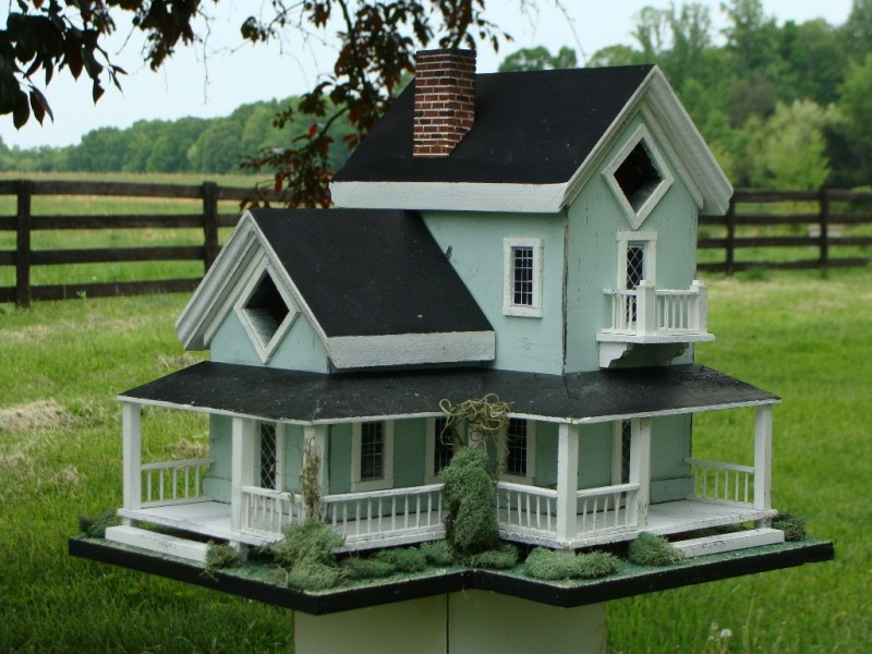 victorian bird house plans woodideas