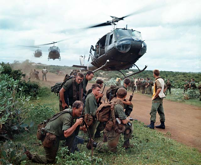 an overview of the vietnam war The second indochina war, 1954-1975, grew out of the long conflict between  france and vietnam in july 1954, after one hundred years of colonial rule,.
