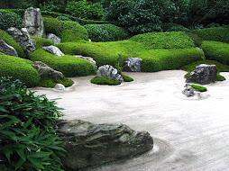 Meigetsu Temple Zen Garden
