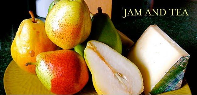 Jam and Tea