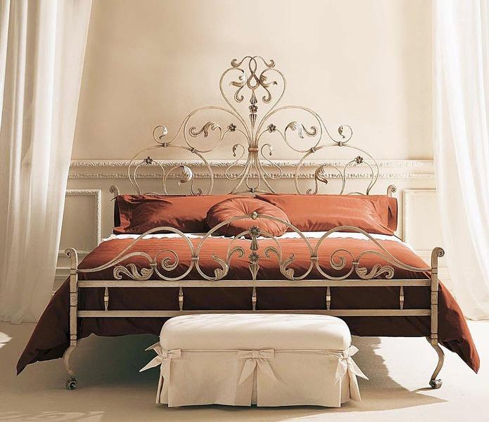 Cabeceros de forja muebles y - Cabeceros de cama de hierro ...