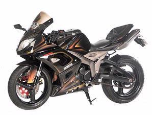 Modification Yamaha Scorpio