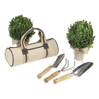 Garden tool kit the garden tool set for Gardening tools kit set