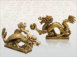 el dragón y el ave fénix