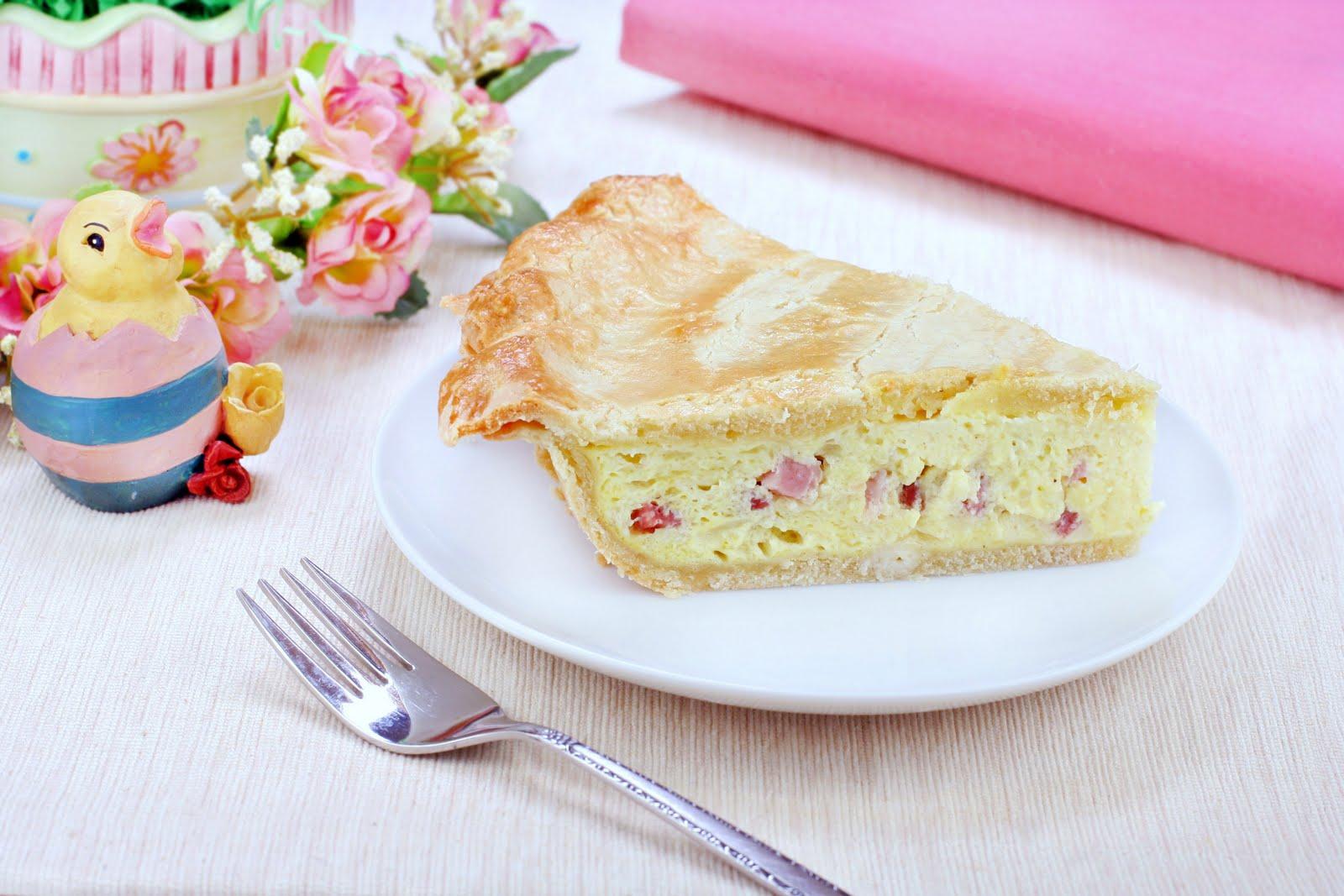 Andrea Correale's Elegant Affairs: Easter Pie