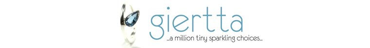 Giertta Jewellery - A million tiny sparkling choices