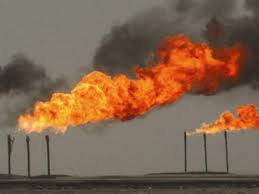 Natural Gas Flares & Air Pollution