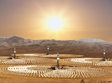 Thermal Solar Power Plant
