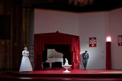 Camilla Nylund as Rusalka, Salzburger Festspiele 2008 - Photo © A.T. Schaefer
