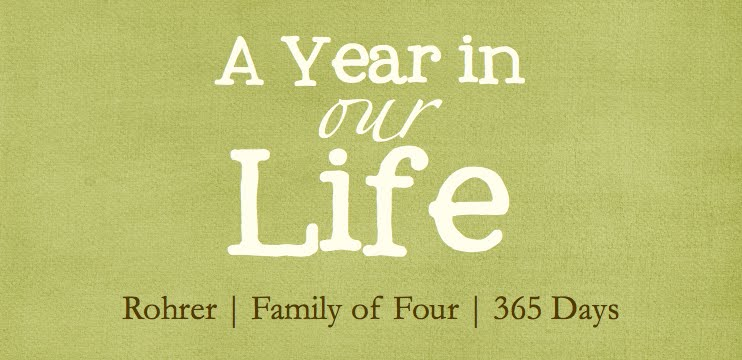 A Year in Our Life