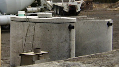 Septic Tank Dimensions and Hole Size Information: