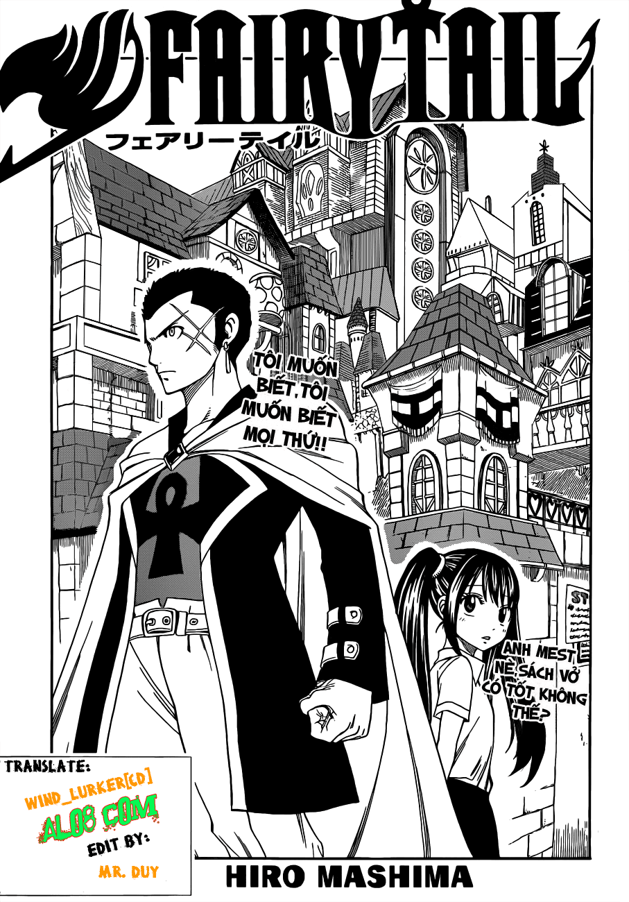 Fairy Tail chap 214 page 1 - IZTruyenTranh.com