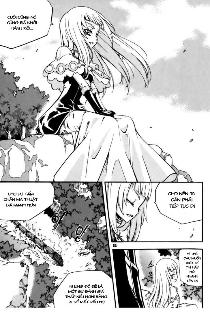Witch Hunter – Thợ Săn Phù Thủy chap 22 Trang 10 - Mangak.info