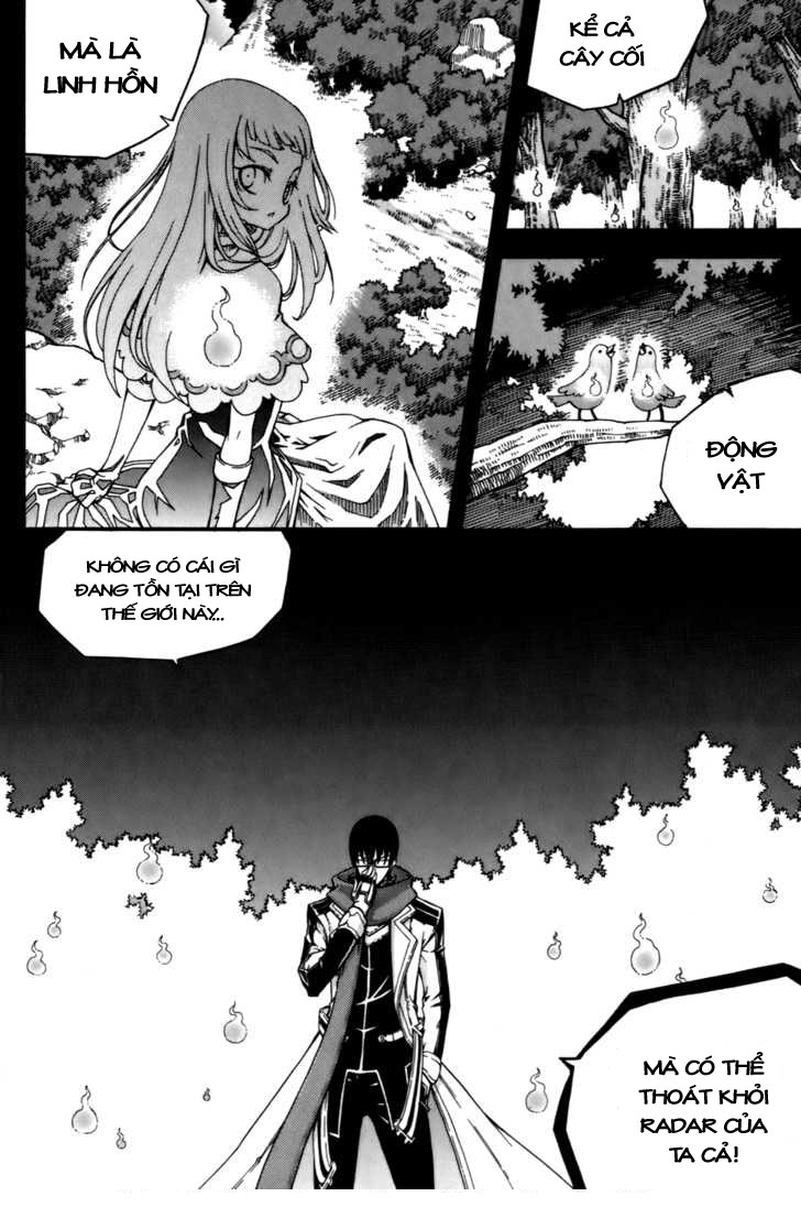 Witch Hunter – Thợ Săn Phù Thủy chap 22 Trang 13 - Mangak.info