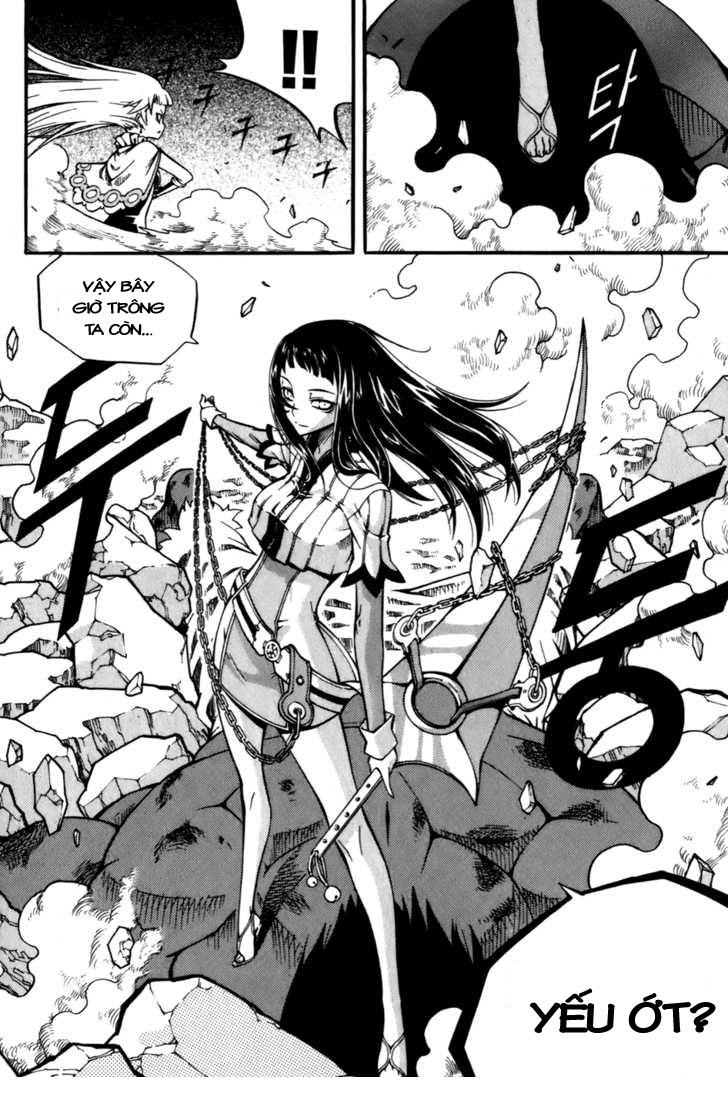 Witch Hunter – Thợ Săn Phù Thủy chap 22 Trang 31 - Mangak.info