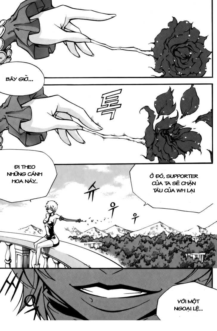 Witch Hunter – Thợ Săn Phù Thủy chap 22 Trang 40 - Mangak.info