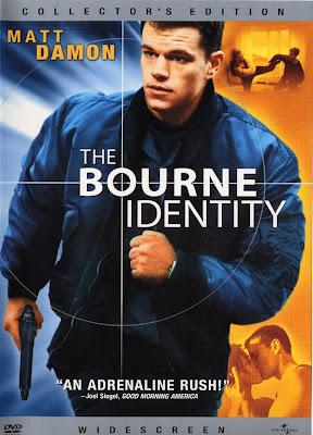 bourne identity front Bourne 1 2 3 4 Dvdrip Latino