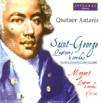 Africlassical Le Chevalier De Saint Georges Afro French Composer