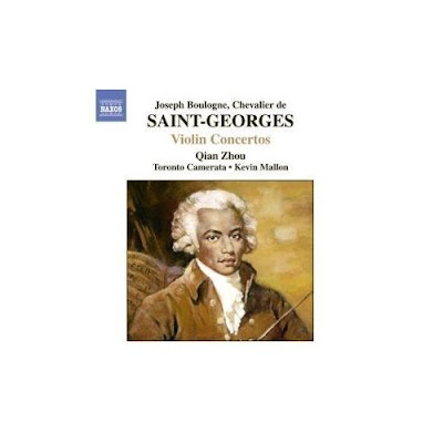 Africlassical Le Chevalier De Saint Georges Violin Concerto On Wgte