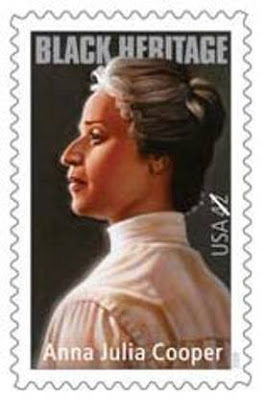 Black Heritage Stamp of