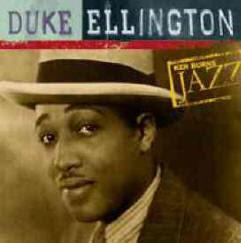 Letters Duke Ellington