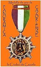 Premio otorgado por  Panorámica Cazorlense