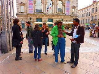 Montpellier : commémoration de l'esclavage