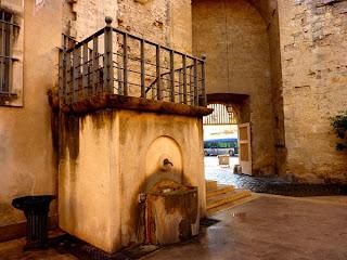 La tour de Babote à Montpellier