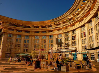 Place du Nombre d'Or, Montpellier