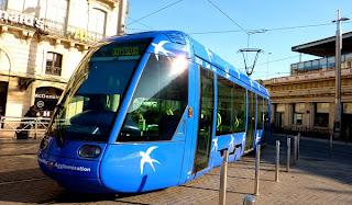 Tramway Montpellier bientôt au Brésil