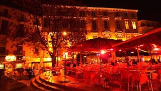 Place Jean Jaurès à Montpellier