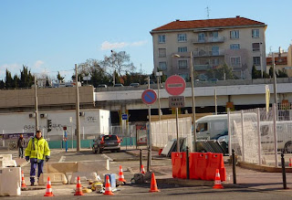 Plan d'aménagement à Montpellier