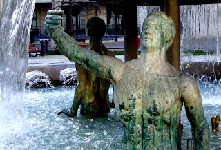 L'Antigone à Montpellier