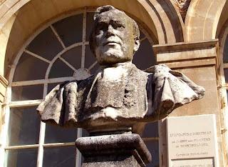 Les statues de Montpellier
