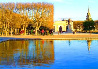 Montpellier, Peyrou