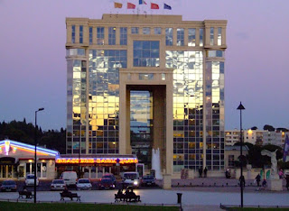 Antigone à Montpellier