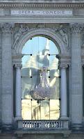 Montpellier et sa place de la Comédie