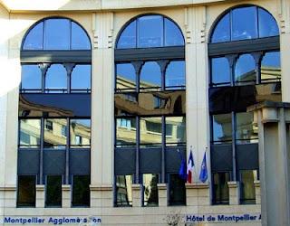 La région à Montpellier