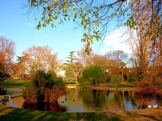 Jardin du Champ de Mars, Montpellier