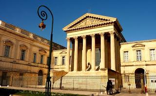 Montpellier, Palais de Justice