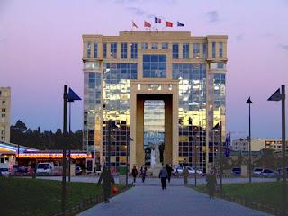 Montpellier, la Région
