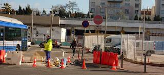 Travaux à Montpellier : le tram