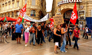 Sarkozy : Montpellier