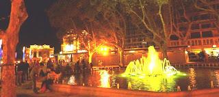 Montpellier, l'Esplanade
