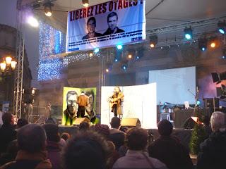 Un concert pour les deux journalistes enlevés en Afghanistan