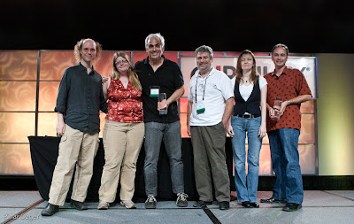 Evan Prodromou wins Open Source Award