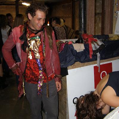 New orleans street style nutria rat fur fashion show nov for New orleans street style