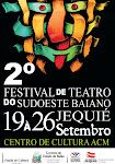 II Festival de Teatro do Sudoeste Baiano