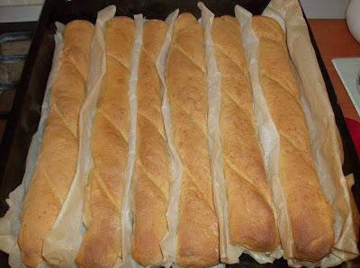 Articole culinare : Bagheta frantuzeasca (French Baguette)