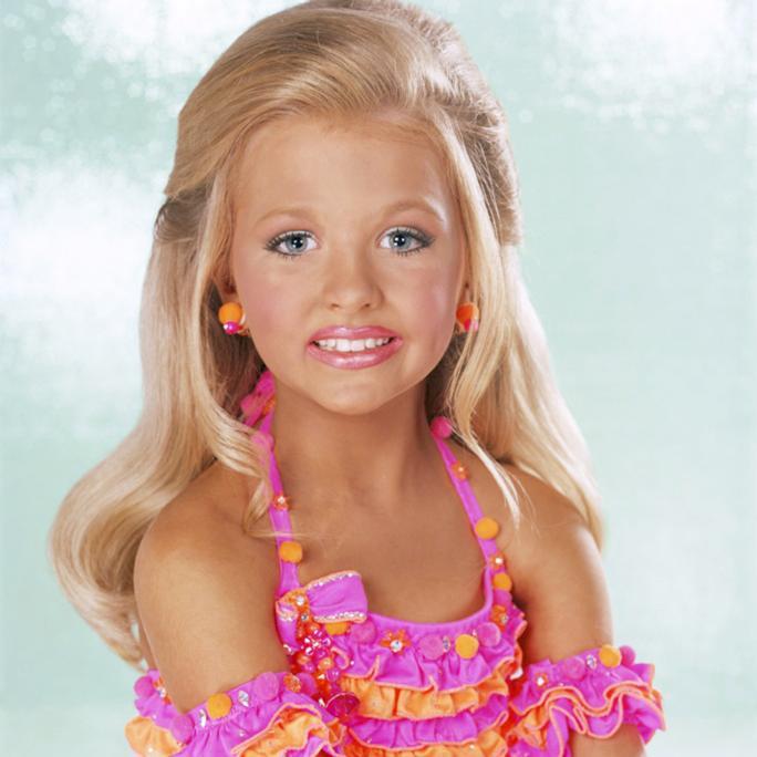 Child pagent sexualize children
